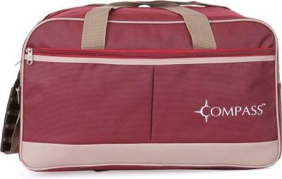 Compass Fine Check (21 Inch) Small Travel Bag  - Medium