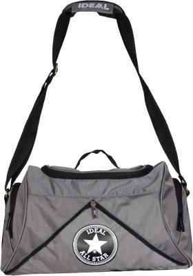 Ideal Star Duffel Grey Small Travel Bag