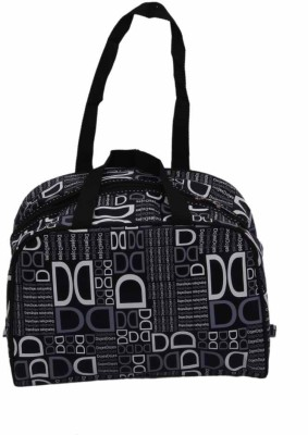 Kuber Industries Designer With Multiple Pockets Small Travel Bag  - Medium