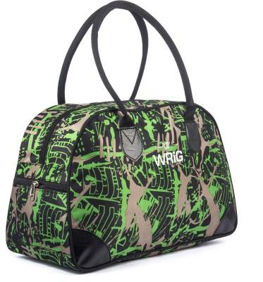 WRIG WDB063-A Green Small Travel Bag
