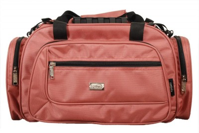 Cosmo La-03 Peachpuff Expandable Small Travel Bag  - Medium