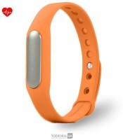 Spot Dealz Smart Band With Extra Band 5(Orange)