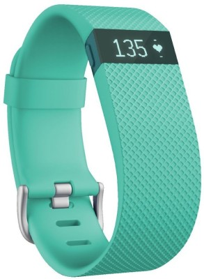 Fitbit Charge HR(Green) at flipkart