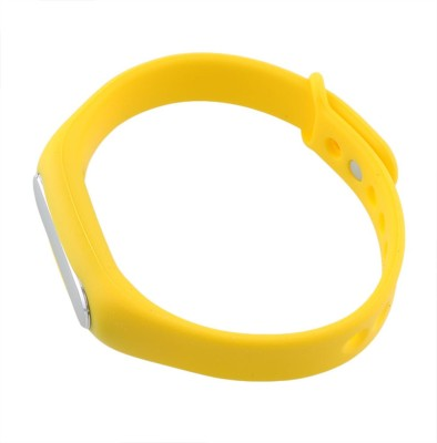 OFFHILL Smart Band With Extra Band(Yellow)