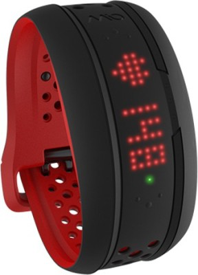 Mio Fuse (Large) with Continuous Heart Rate Monitor(Black)