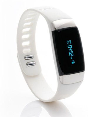 Lycos Life Advanced Interactive Smart Band, White
