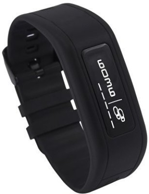 GOQii 3 Month Personal Coaching with Fitness Tracker(Black)