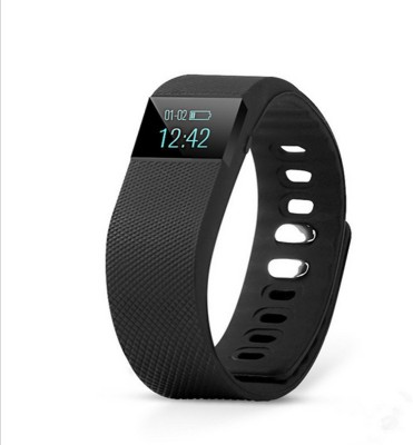 Jango TW-64i Health tracker with Steps,Calories,Distance Manager(Black)