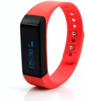 Fitmate Fitness Tracker Z1 Pedometer Calorie Tracking Bracelet Band(Red)