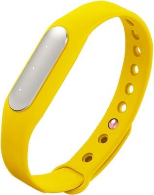 Bingo TW02 Smart Fitness Tracker Band- Yellow