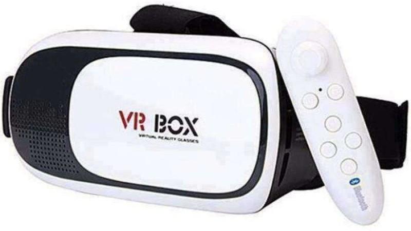 Lionix VR BOX 3D Glasses With VR Remote Controller(Smart Glasses)