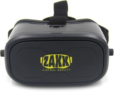 Zakk 3D VR Headset (without remote)(Smart Glasses)
