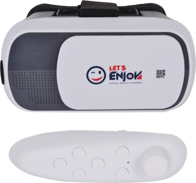 LET,S ENJOY VR WITH BLUETOOTH REMOTE CONTROL(Smart Glasses)