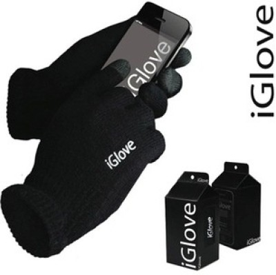iGlove Solid Winter Men's Gloves