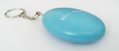 Safe Football Self Defense Alarm Smart Pendant(Blue)