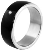 JAKCOM Titanium Rings NFC Smart Ring (Ro...