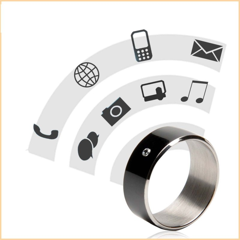 epresent Jakcom Smart Ring(Black)