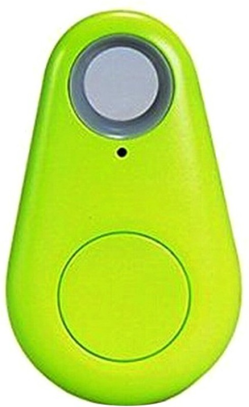 Shriya Itag Bluetooth 4.0 Tracker And Remote Control-Green. Location Smart Tracker