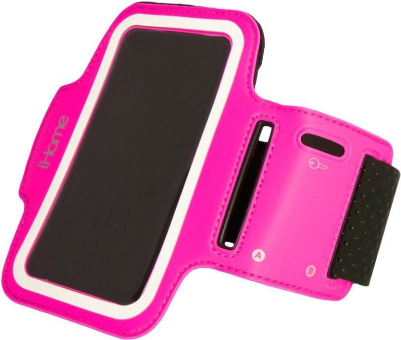 Ihome IH-5P141P Smart Band Strap(Pink)