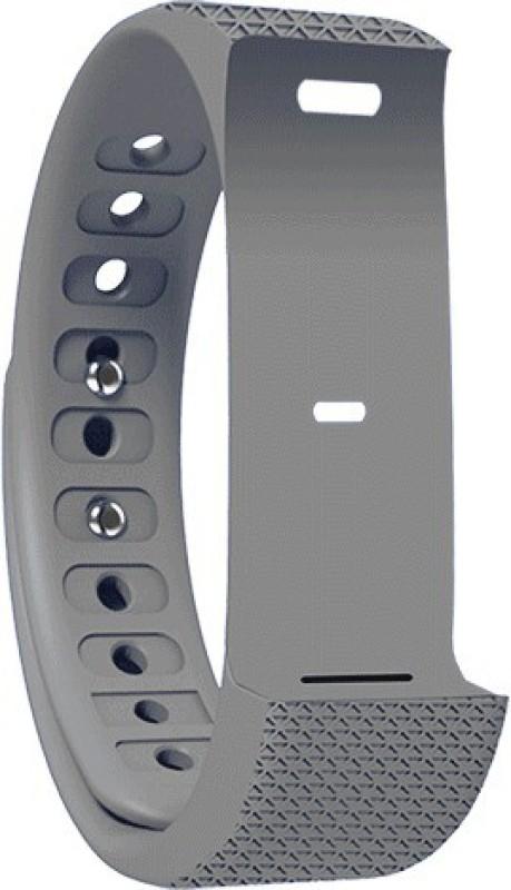 Shaman Grey Wrist Strap Smart Band Strap(Grey)