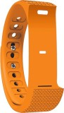 Shaman Orange Wrist Strap Smart Band Str...