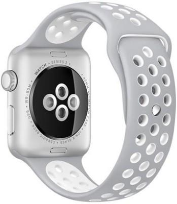 YAOJIN EA679 Apple Watch 38mm Smart Watch Strap(Silver)