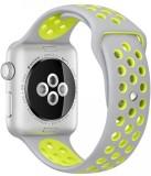 i10 Apple 42mm Smart Watch Strap (Grey, ...