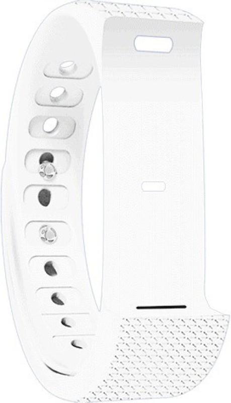 Shaman White Wrist Strap Smart Band Strap(White)