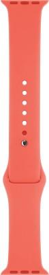 EWOKIT 42mm Smart Watch Strap(Red, Orange)