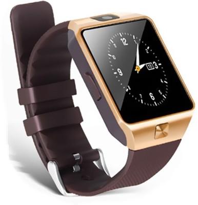 Reliable Dz09 Smart Watch Strap(Brown)
