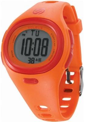 soleus SH005-810 Smart Watch Strap(Orange)