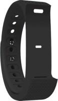 Shaman Black Wrist Strap Smart Band Strap(Black)