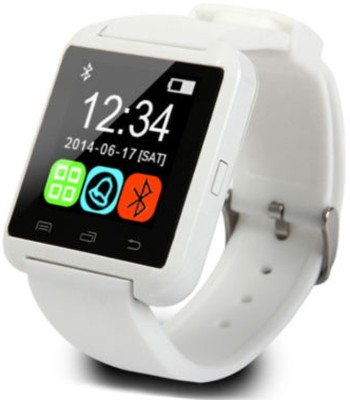 Zakk U8 white Smart Watch Strap