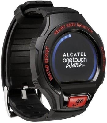 Alcatel Go Watch Black & Dark Red Smartwatch