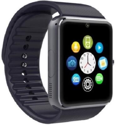 YGS GT08 for Samsung J7 Black Smartwatch(Black Strap Regular) at flipkart