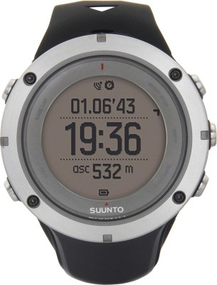 Suunto SS020676000 Ambit3 Peak Digital Smartwatch