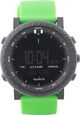 Suunto Core Green Crush Smartwatch(Green Strap Regular)