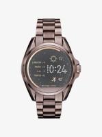 Michael Kors Access Bradshaw (For Women) Smartwatch(Grey Strap Regular)