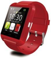 Maya U8 Premium (RED) Red Smartwatch(Red Strap) best price on Flipkart @ Rs. 849