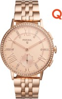 Fossil Q Gazer Hybrid (For Women) Smartwatch(Gold Strap Regular)