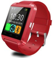 Attitude U8 Fit for Android phone Bluetooth Red Smartwatch(Red Strap Regular)