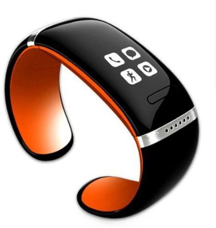 Maya KenXinDa W1 Orange Smartwatch(Orange Strap)