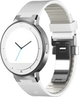 Alcatel One Touch Watch Pure White Smartwatch(White Strap Regular)