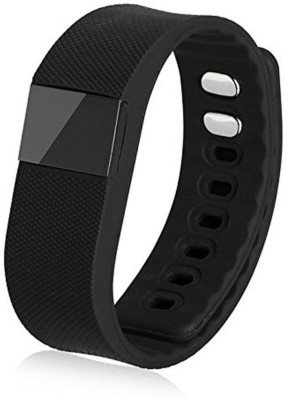 Style Feathers SMART TW64 BLACK Black Smartwatch(Black Strap)