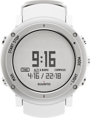 Suunto SS018735000 Core Digital Pure White Smartwatch