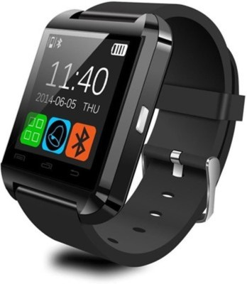 SG Bluetooth(Black 1400) Black Smartwatch