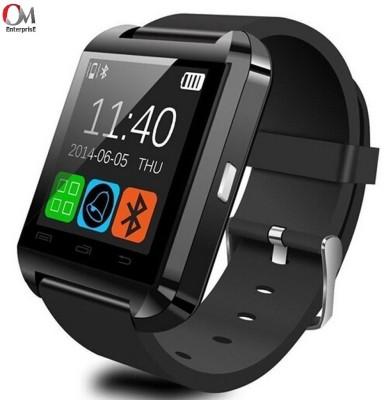 om enterprise U8 Smartwatch(Black Strap)