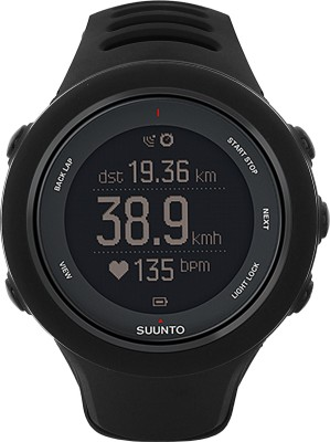 Suunto SS020681000 Ambit3 Sport Digital Smartwatch