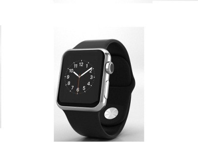 Attire Unisex Classy Smartwatch(Black Strap Large) at flipkart