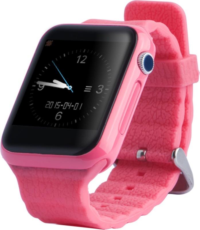 FindU FY02S Smartwatch(Pink Strap)